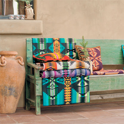 Delicieux ... Pendleton Wool And Navajo Prints