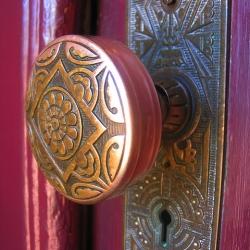 ... Beautiful Door Handles