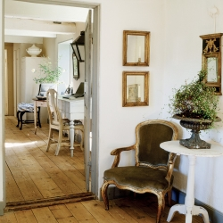 ... Restored Home In Sweden #8712 Inspiring Interiors ...