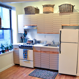 Kitchen Cabinet Gallery Dwellinggawker - Diy kitchen cabinets makeover