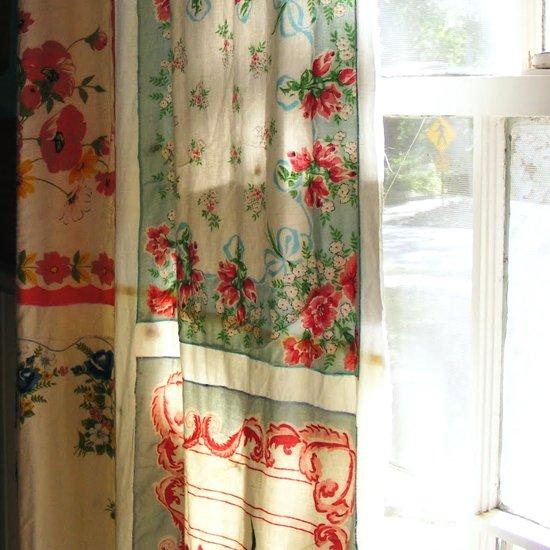 Shabby Chic Window Treatments