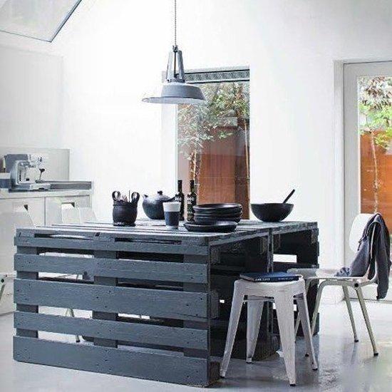 Home Decor Ideas Using Pallets Dwellinggawker