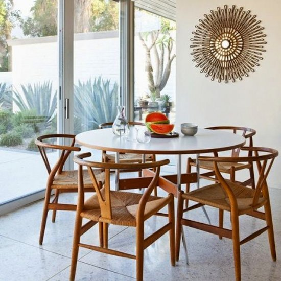 Vibrant Vignettes Dining Table