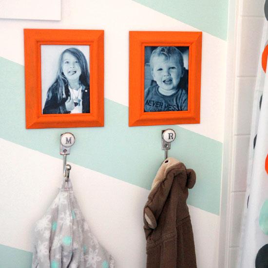 Kids Bathroom Redesign