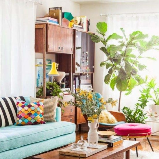 ... Email · Bohemian Living Rooms