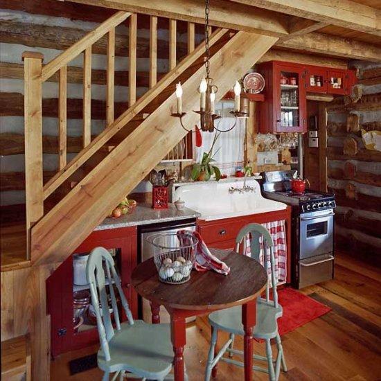 Kitchen Under Stair Ideas Dwellinggawker