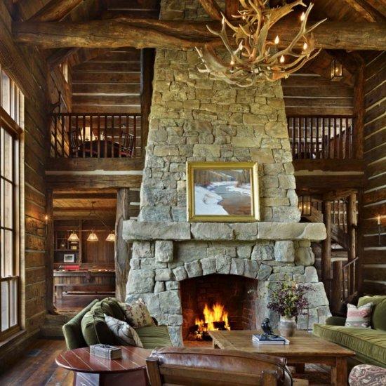 ... Rustic Mountain Retreat