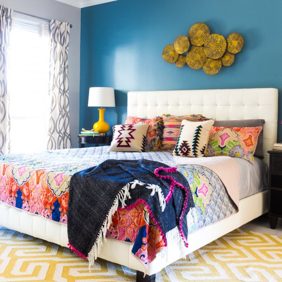 boho chic bedroom ideas | dwellinggawker