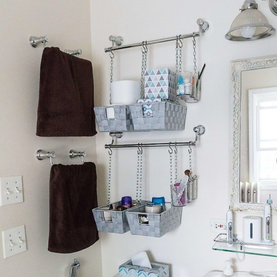 Bathroom Storage Bins Best Storage Design 2017