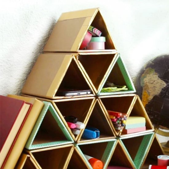 Bon ... Easy Triangle Storage