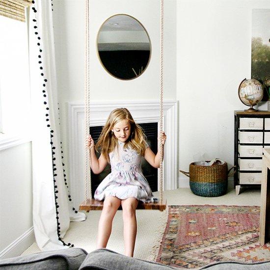 Make an Indoor Swing
