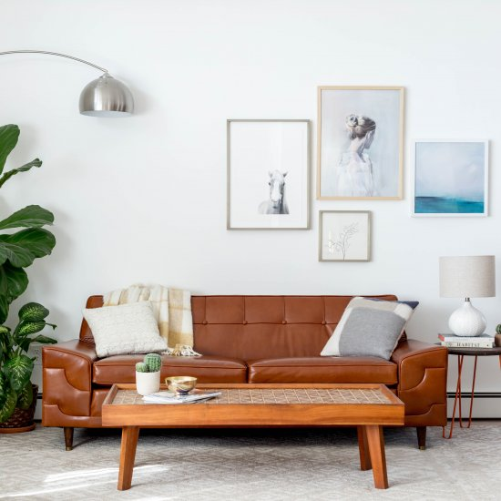 Before & After: Couch Makeover