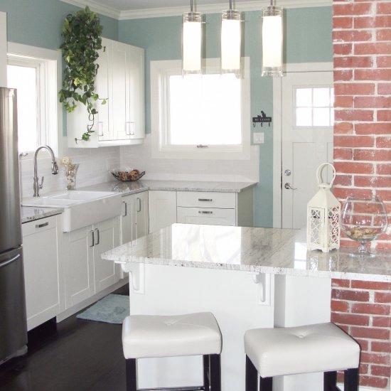 700sqft House Kitchen Remodel