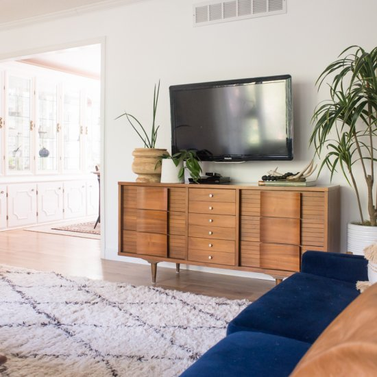 Styling Around The TV