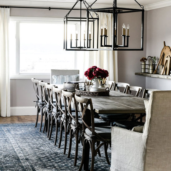 ... From Craft Room To Dining Room