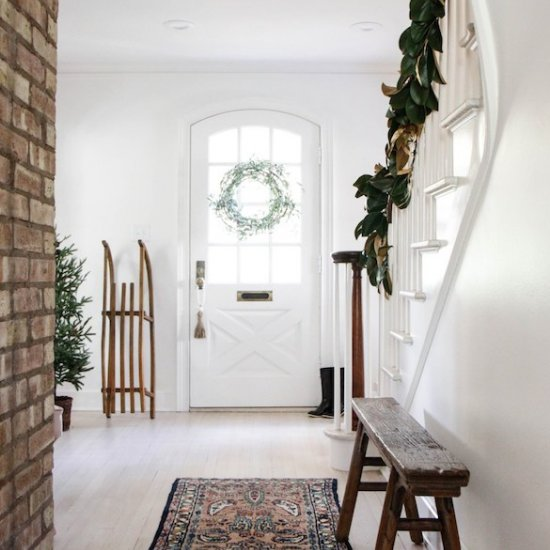 Simple Holiday Home Tour