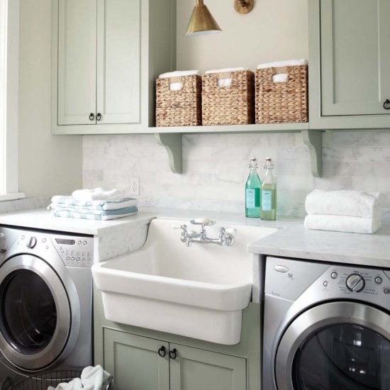 Interior Design Small Laundry Room